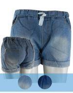 Shorts Jean x4 unds. Tallas : Standar