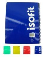 Cuadernos Universitario Isofit x6 unds.
