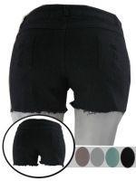 Shorts Jeans x3 unds. Tallas : Standar