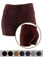 Shorts de Algodón x6 unds. Tallas : 36 al 46