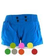 Shorts de Bambula c/ 4 Botones x 4 unds. Tallas : Standar